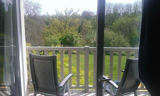 Domaine de Villers: balcon