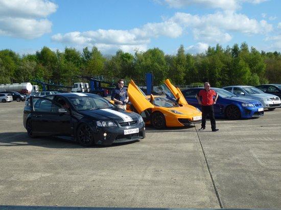 6th Gear Experience Ltd Elvington, York: Beautiful McLaren