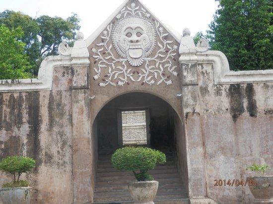 Kraton Yogyakarta: Kraton court