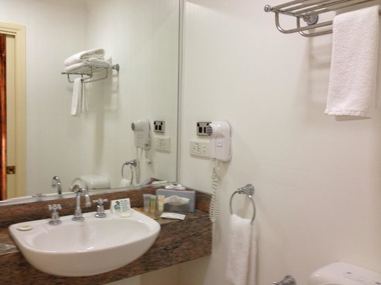 Hotel Mountain Heritage - Blue Mountains: Ensuite