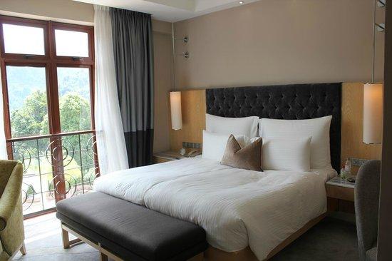 The Chateau Spa & Organic Wellness Resort: 客室