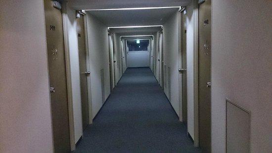 Hotel Select Inn Hamamatsu Ekimae : 廊下