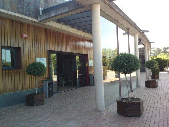 סנטה קולומה דה פרנרס, ספרד: Fachada