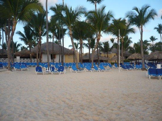 Grand Bahia Principe Punta Cana: La spiaggia