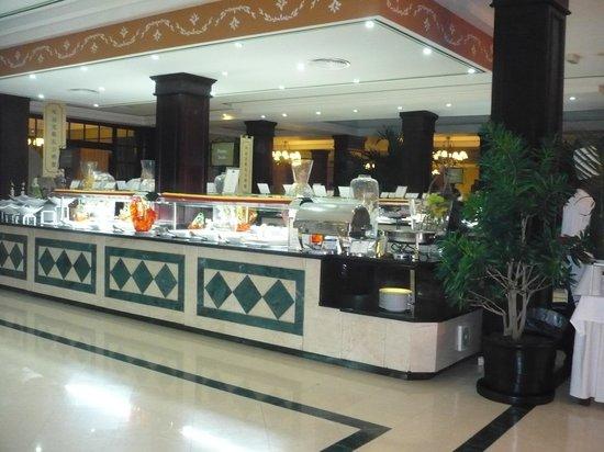 Grand Bahia Principe Punta Cana: Il ristorante a buffet