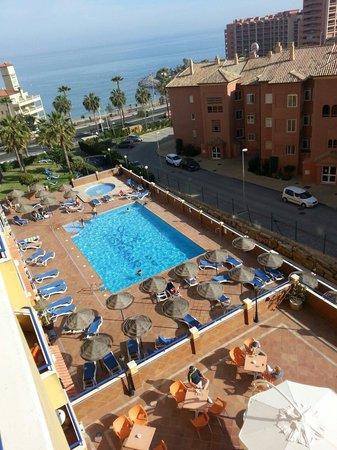 Hotel Apartamentos Vistamar : Pool