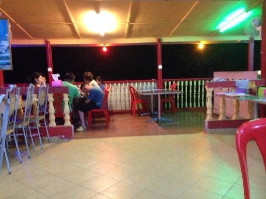 Aima Grill Fish Restaurant: Ristorante