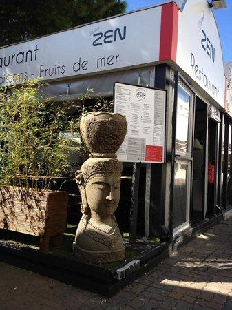 Restaurant Latitude ZEN  Port de Carnon Hérault 34