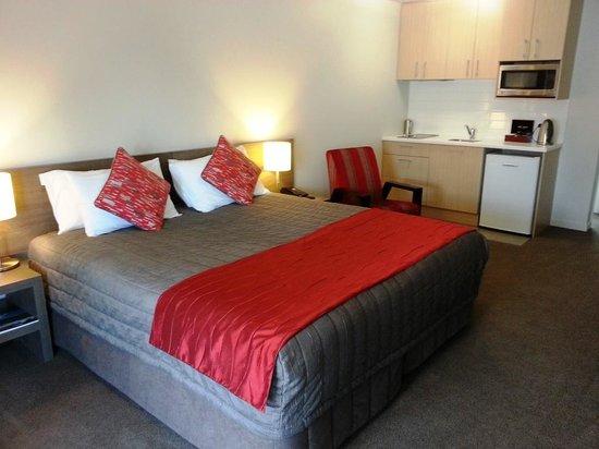 Lincoln Motel : Room 13