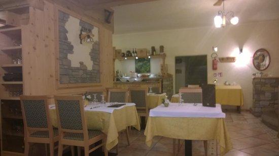 Hotel Pontiglia: Ristorante