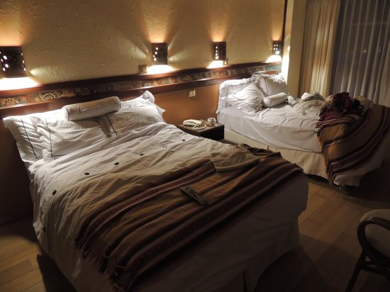 Taypikala Hotel Machupicchu : habitacion