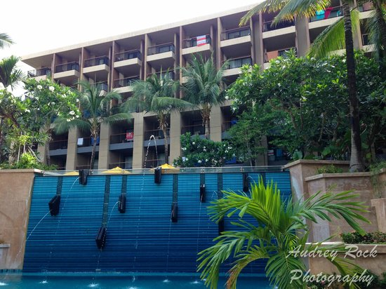Novotel Phuket Kata Avista Resort and Spa : My building that I stayed in