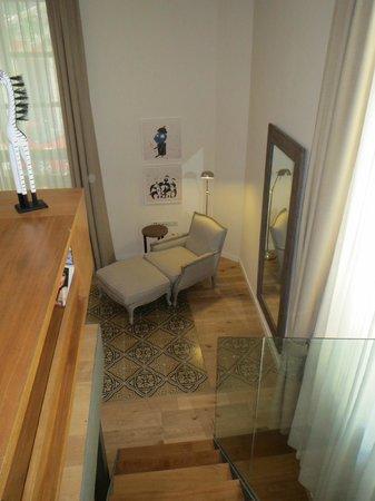 Palma Suites : Living Room Level