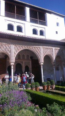 Granada a Pie: La Alhambra