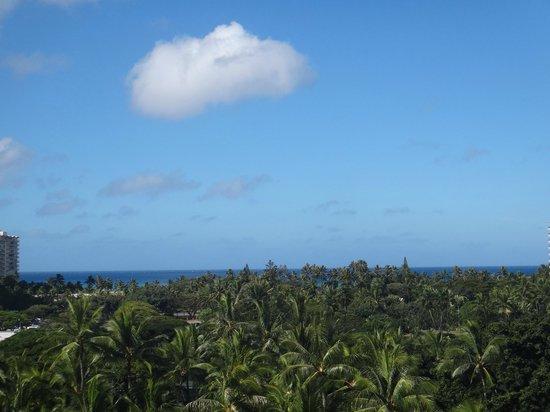 Waikiki Gateway Hotel: Ocean view