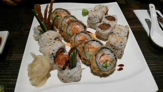 Minakami. Japanese Fusion Kitchen: Sushi Super