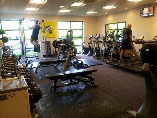 Holiday Inn London-Shepperton: Gym