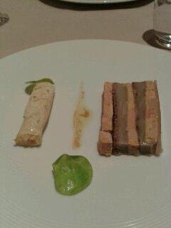 Le France Jerome Brochot : Foie gras ferme de Goubeau