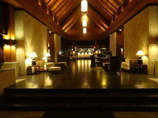 Thanyapura Health & Sports Resort: ล็อบบี้