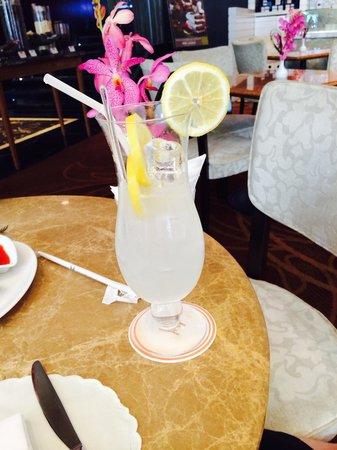 Grand Millennium Kuala Lumpur: Just a lemonade but WOW