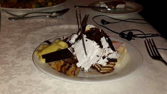 Taprobane : Dessert