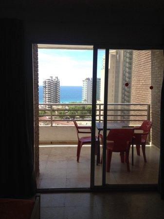 Apartamentos Maryciel : View from the living room