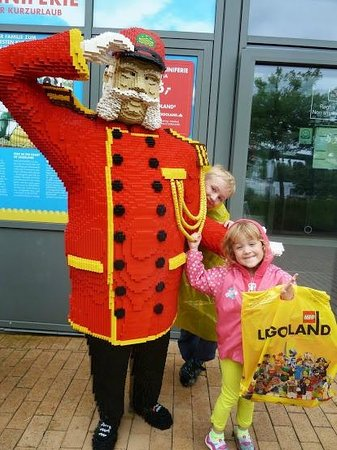 Hotel LEGOLAND: Welcome :)