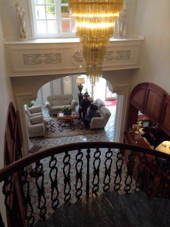 La Medusa Hotel & BoutiqueSpa : Hall