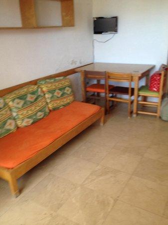 Apartamentos Maryciel : Living room