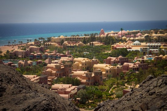 Miramar Resort Taba Heights: отель