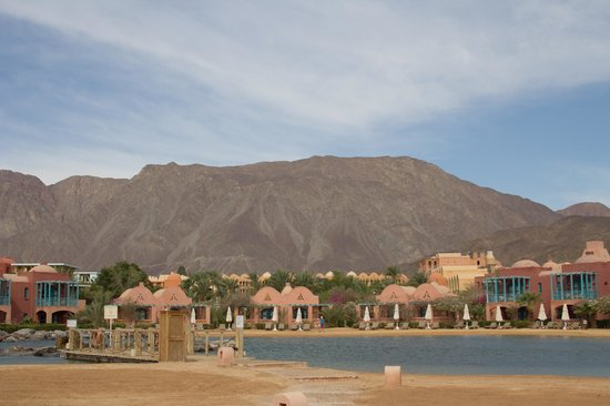 Miramar Resort Taba Heights : отель