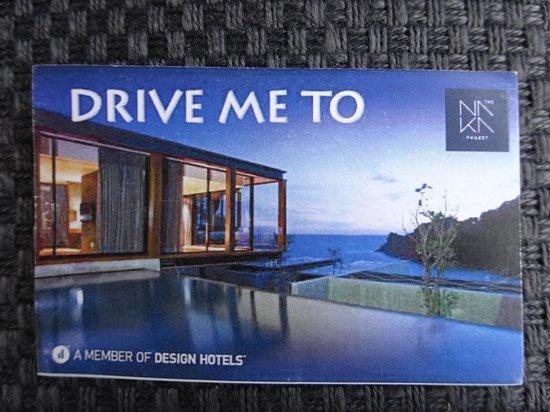 The Naka Phuket: Access to hotel