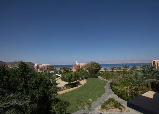 Miramar Resort Taba Heights : вид