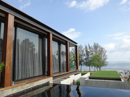The Naka Phuket: The villa