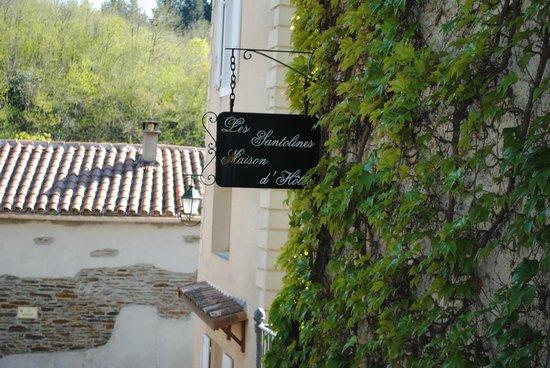 Les Santolines : Maison d'hôtes