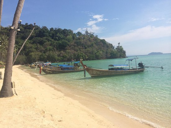 Phi Phi Island Village Beach Resort : Speech less