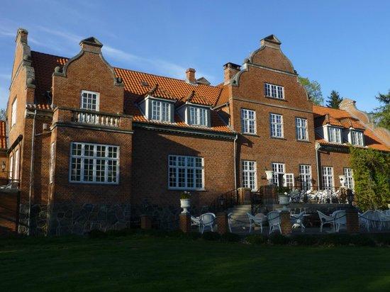 Sauntehus Castle Hotel: Old house