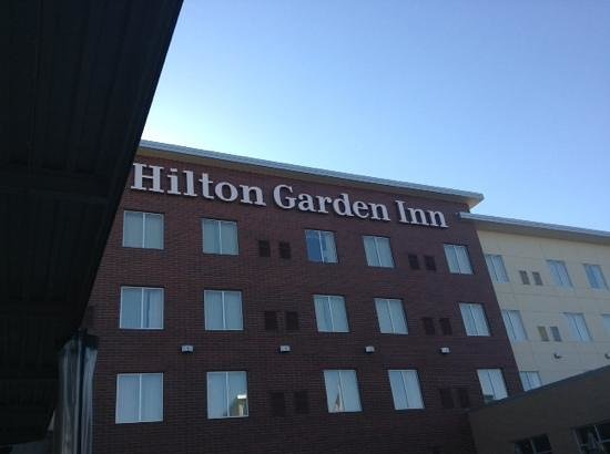 Hilton Garden Inn Fort Worth Medical Center: Some random Picture.