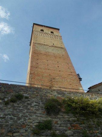 Serralunga d'Alba Castle: Torre