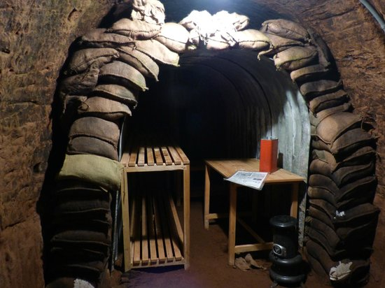 Stockport Air Raid Shelters: The Anderson