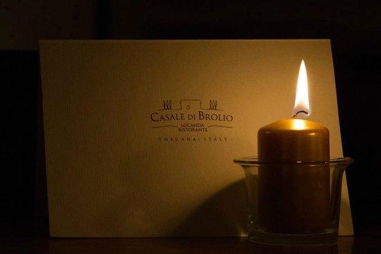 كاسال دي بروليو: Arrivederci al Casale di Brolio