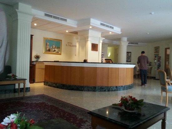 Il Palazzin Hotel : Hall