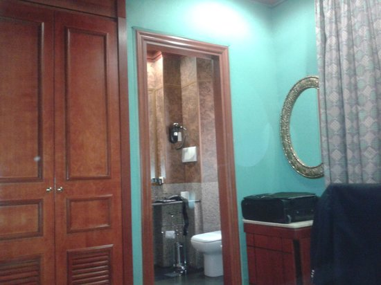 Hotel Galles : camera