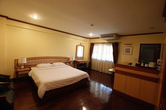 Patumwan House : Zimmer