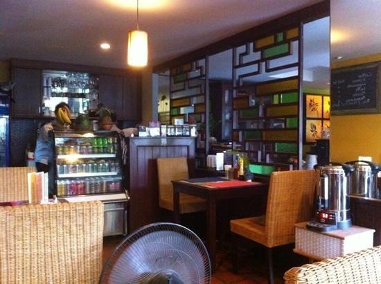 Mandala House : the bar?