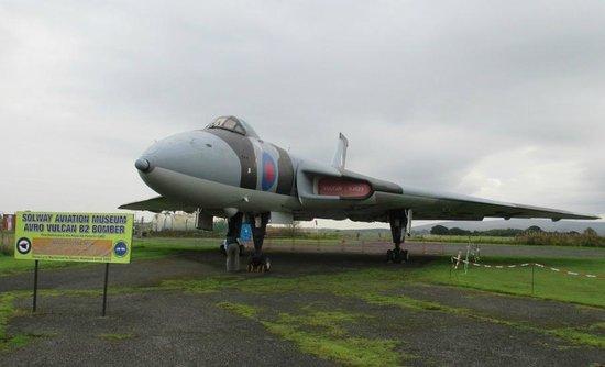 Solway Aviation Museum: Jet
