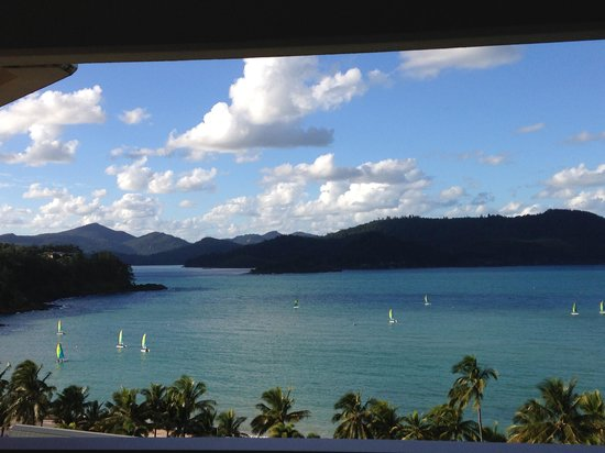 Reef View Hotel: Ocean View