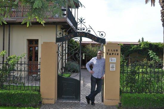 Club Tapiz Hotel: Eingangsbereich
