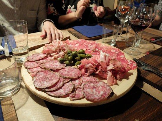 Salumeria : Charcuterie fine italienne
