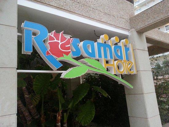 Hotel Rosamar: hotel